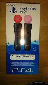 Playstation Move - Twin Pack - PS4 - PS4 - PS3