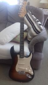 Fender Stratocaster American Standard Made in USA Serial No. Z8229677 With Fender Hard Case
