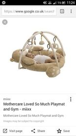 Mothercare playmat