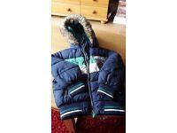 Boys coats 2-3