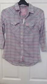 Superdry shirt size small