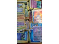 Box of pokemon cards