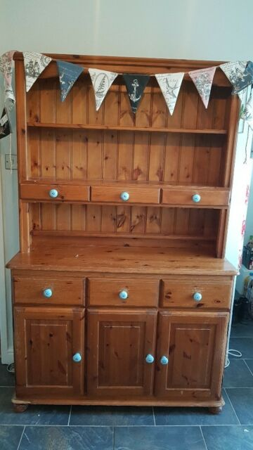 Welsh Dresser Second Hand Reduced In Pontypridd
