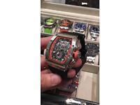 Richard Mille chronograph Swiss automatic