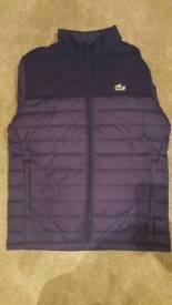 Men's authentic lacoste jacket mint condition