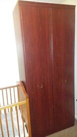 Two big Solid wood wardrobes in GREAT condition