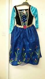 Disneys Anna dress