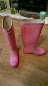 Hunter Wellington Boots