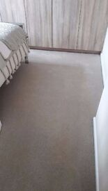 Excellent Quality, Thick Pile Bedroom Carpet
