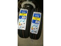 New car tyres 165/60/14