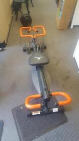 Total Fit Rowing System by New Imageb
