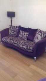 4 Seater Sofa and 2 Seater Sofa, Great condition