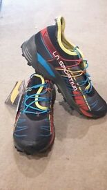 La Sportiva Mutant Trail/fell running shoes UK 9 never used