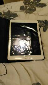 Ipad air 64 gb new but used only hand full of times