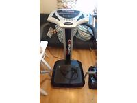 Confidence fitness vibration plate open to offers