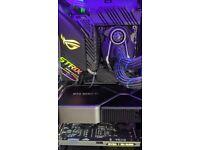 Intel Core i7 10700K + ASUS STRIX Z490 E-GAMING (CPU + MOBO combo)