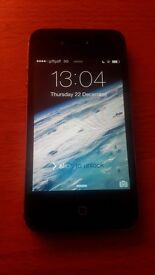 iphone 4 solid good working condition black