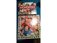 MONOPOLY - ONE DIRECTION - Aged 8 years and up