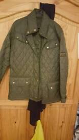 Genuine Barbour jacket