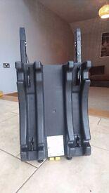 Recaro car seats and isofix base