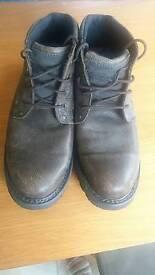 Mens CAT Boots