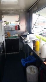 Catering trailer business for sale in West Berkshire