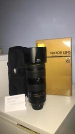 Nikon 70-200 2.8e FL ED VR