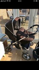 SILVER CROSS PIONEER TRAVEL SYSTEM 4 in 1