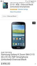 Samsung galaxy s5 zoom unlocked