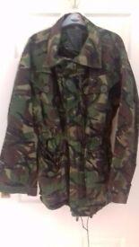 Combat Camouflage Jacket