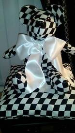 New Handmade Teddybear, Toy, Gift