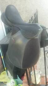 Hi lite flexible tree 18 inch saddle