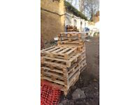 Free Timber Pallets