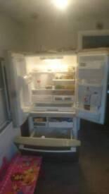LG fridge freezer American style