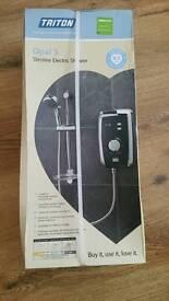 Triton opal 3, 9.5kw electric shower