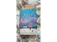 BOOK Just for Christmas by Scarlett Bailey