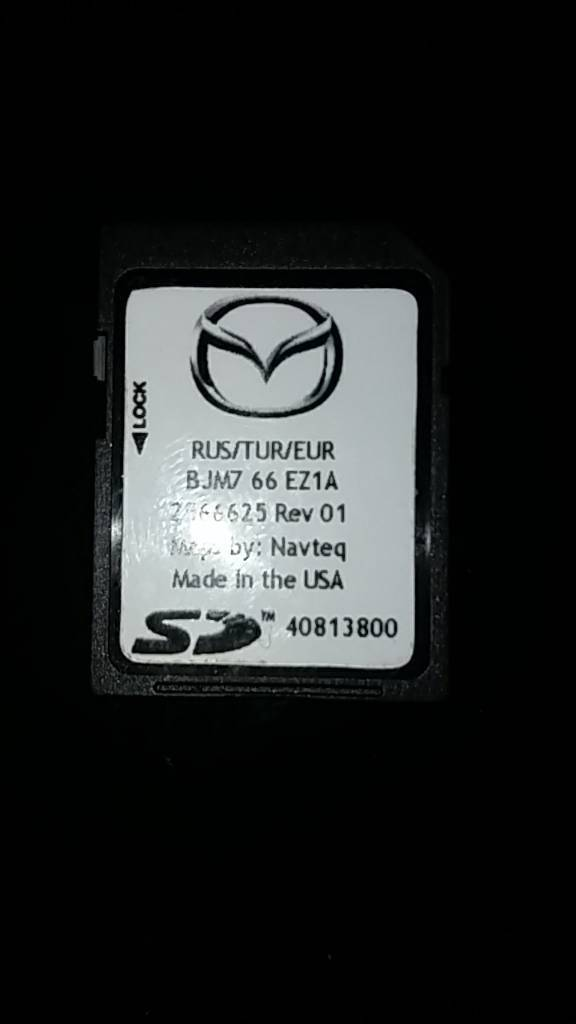 Sd Card Map Data For Mazda In Leeds West Yorkshire Gumtree