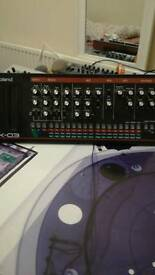 JX-03 virtual analogue synthesizer, JX-3P recreation, Roland boutique