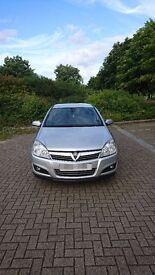 Vauxhall Astra 1.8 5dr Petrol