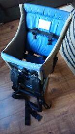 Baby back carrier/ rucksack