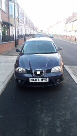 quick sale seat ibiza 2007 due to upgrade with a bigger one