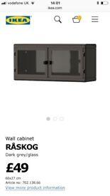New Ikea Raskog cabinet