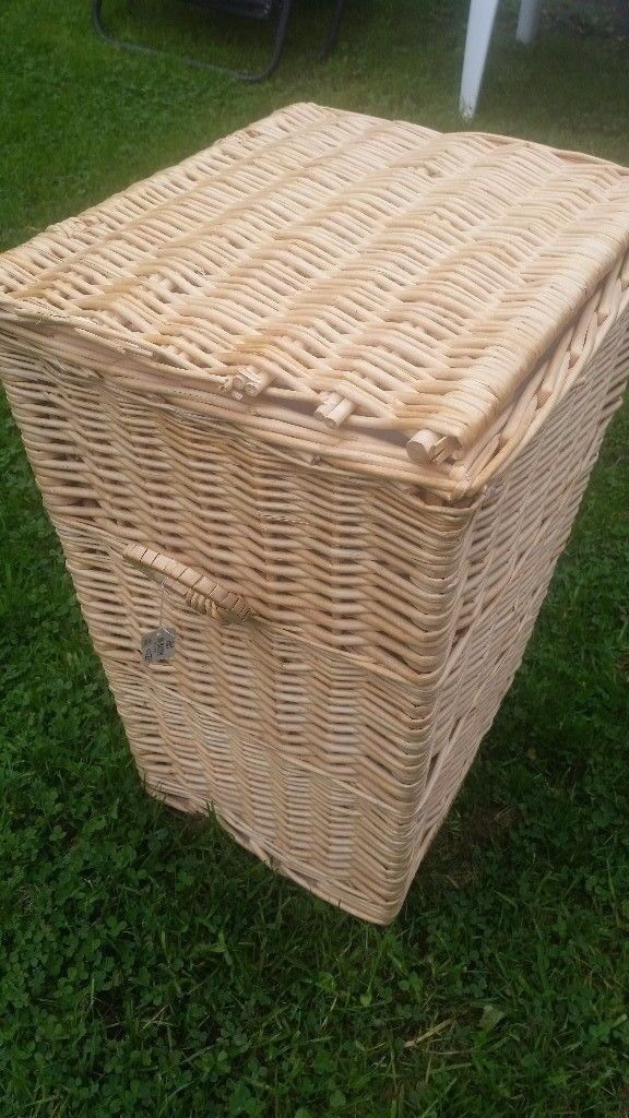 Laundry Wicker Basket