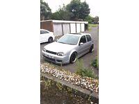 VW GOLF MK4 - MODIFIED - £1200 *PRICE DROPPED*