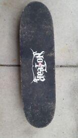 No Fear Skateboard