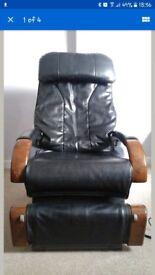 Massage chair. Sanyo HEC-DR21 (WK)