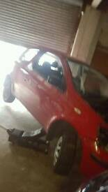 Toyota yaris all parts