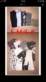 Women clothes bundle size s-m