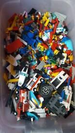 Lego over 35kgs