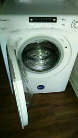 Washing machine Candy 8kg, good condition, working perfectly